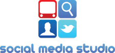 The Social Media Studio logo