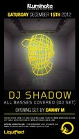 DJ Shadow | Saturday Dec 15 2012