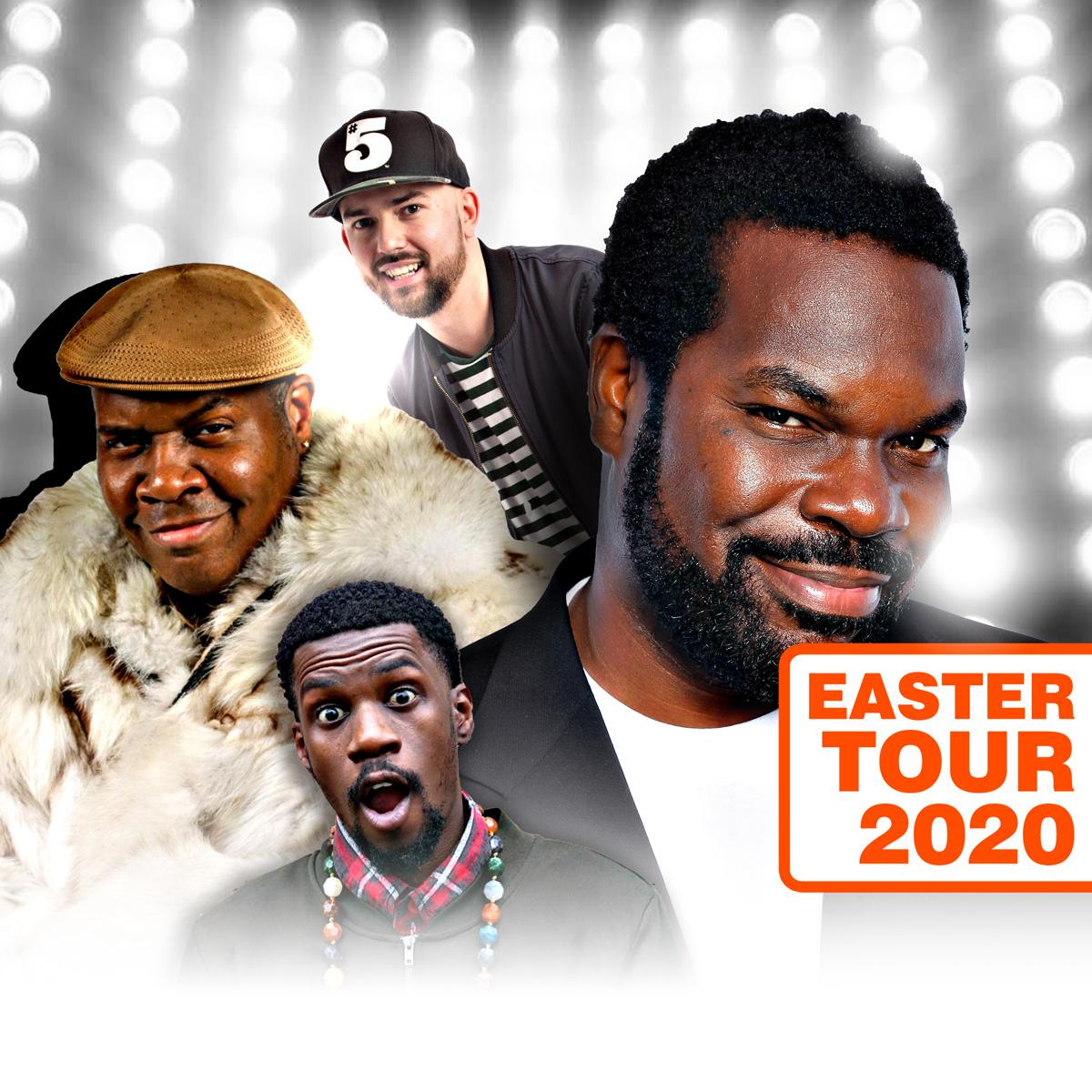 Real Deal Comedy Jam - Easter Special - Birmingham