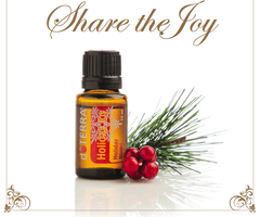 Share The Joy of Natural Wellness