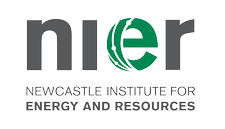 Global Impact Cluster for Energy, Resources, Food & Water, University of Newcastle logo