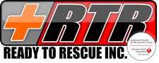 READY TO RESCUE - Los Angeles CPR logo