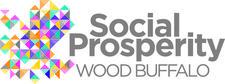 Social Prosperity Wood Buffalo  logo