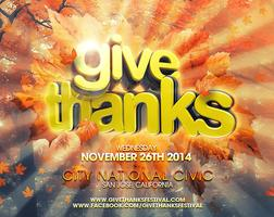 GIVE THANKS 2014