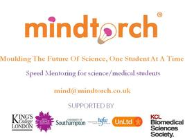 'Speed date'...mentoring with MindTorch Mentors
