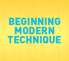 Beginning Modern Technique | with Maribeth Maxa-Fukas