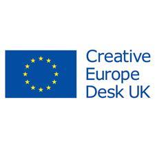 Creative Europe Desk UK - MEDIA logo