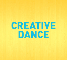Creative Dance (ages 5-8) | with Ethan Gwynn