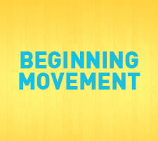 Beginning Movement (ages 4-5) | with Laurie Tarter