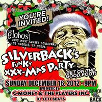 SILVERBACK'S FUNKY XXX-MAS PARTY