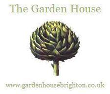 The Garden House, Brighton logo
