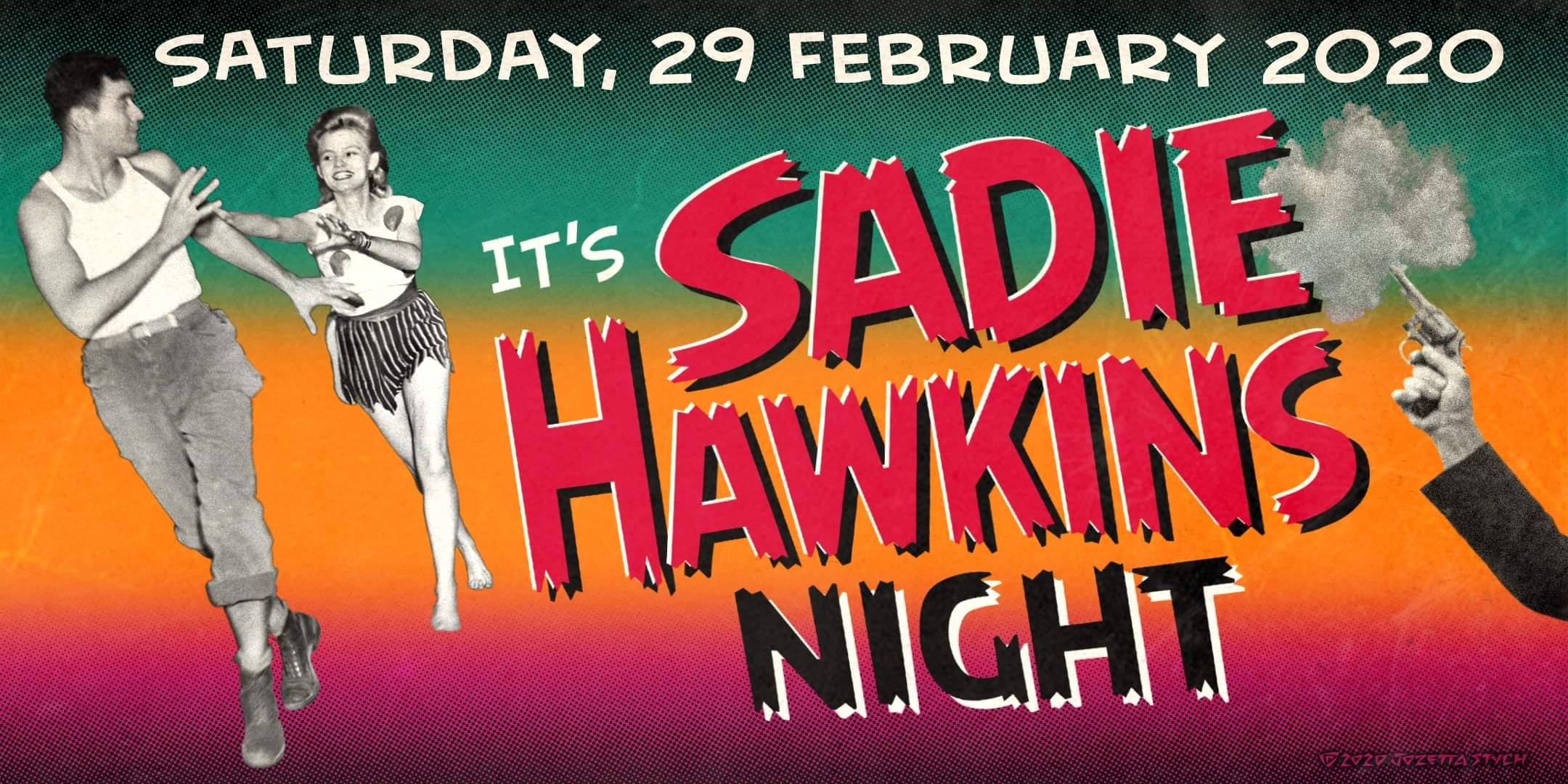 Sadie Hawkins Night