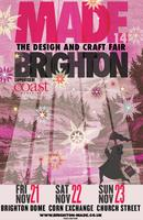 MADE BRIGHTON - The Design and Craft Fair