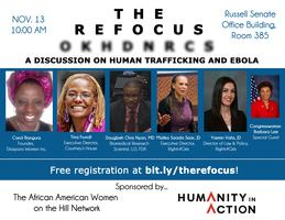 The Refocus: A Discussion on Human Trafficking and...