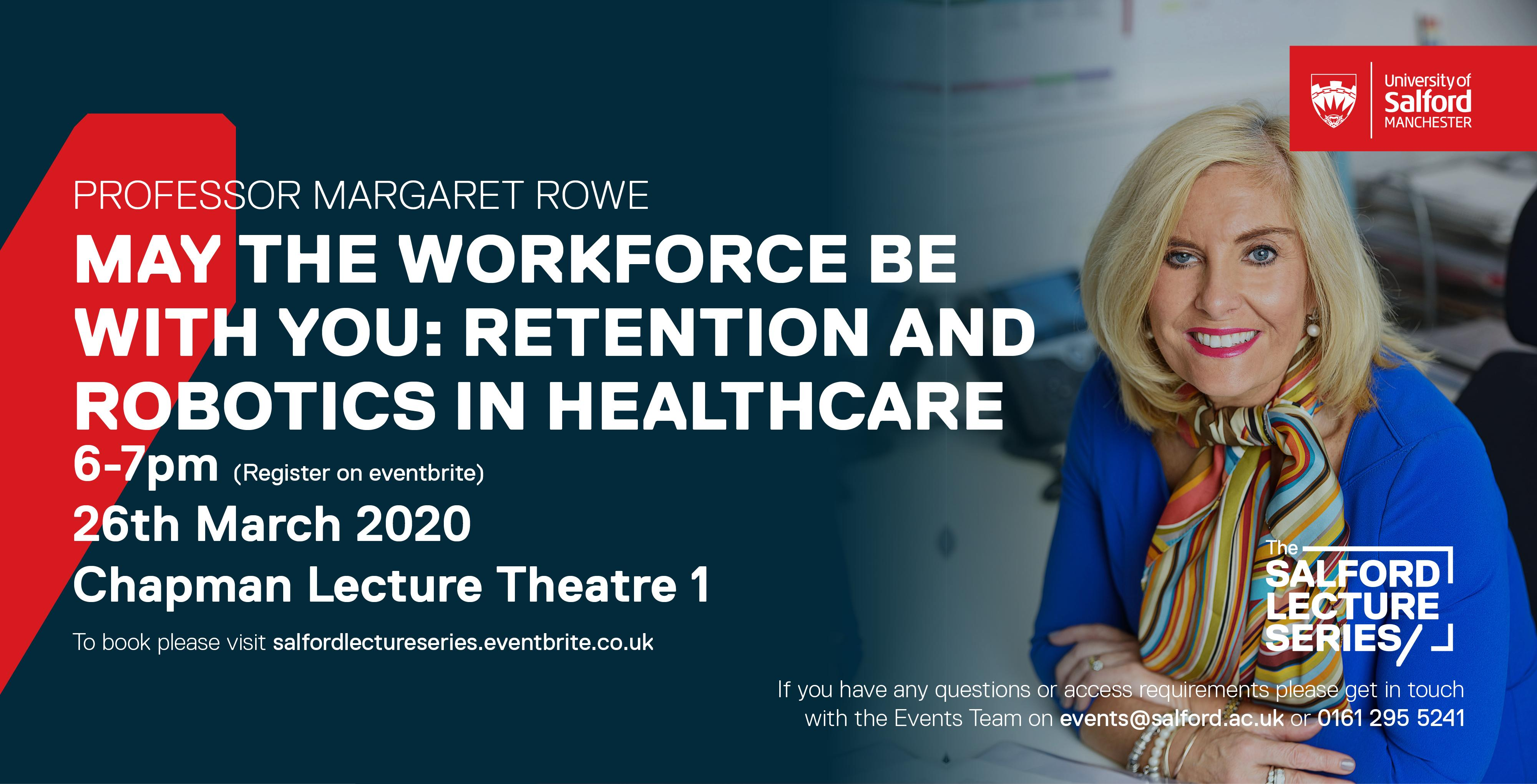 May the workforce be with you: Retention and Robotics in Healthcare
