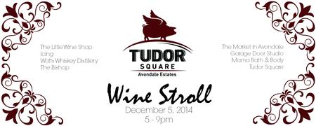 Avondale Estates Holiday Wine Stroll