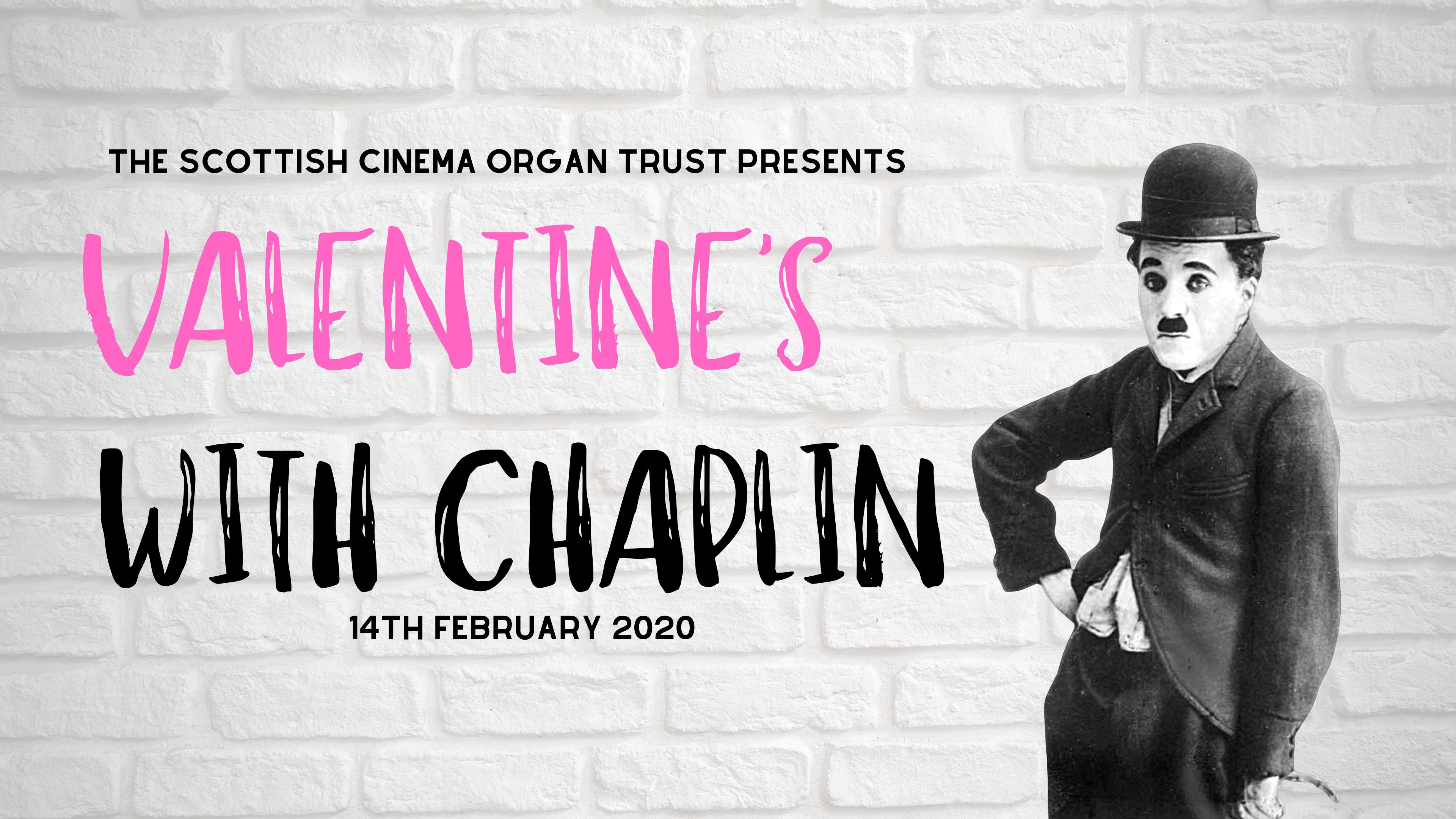 Valentine's with Chaplin: 1920s Movie Night
