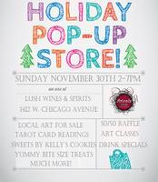 Make or Take Holiday Pop Up Shop