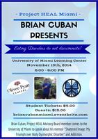 Brian Cuban: University of Miami Speaking Engagement