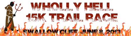 Wholly Hell 15k Trail Race