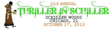 2nd Annual Thriller in Schiller 5k Trail Race