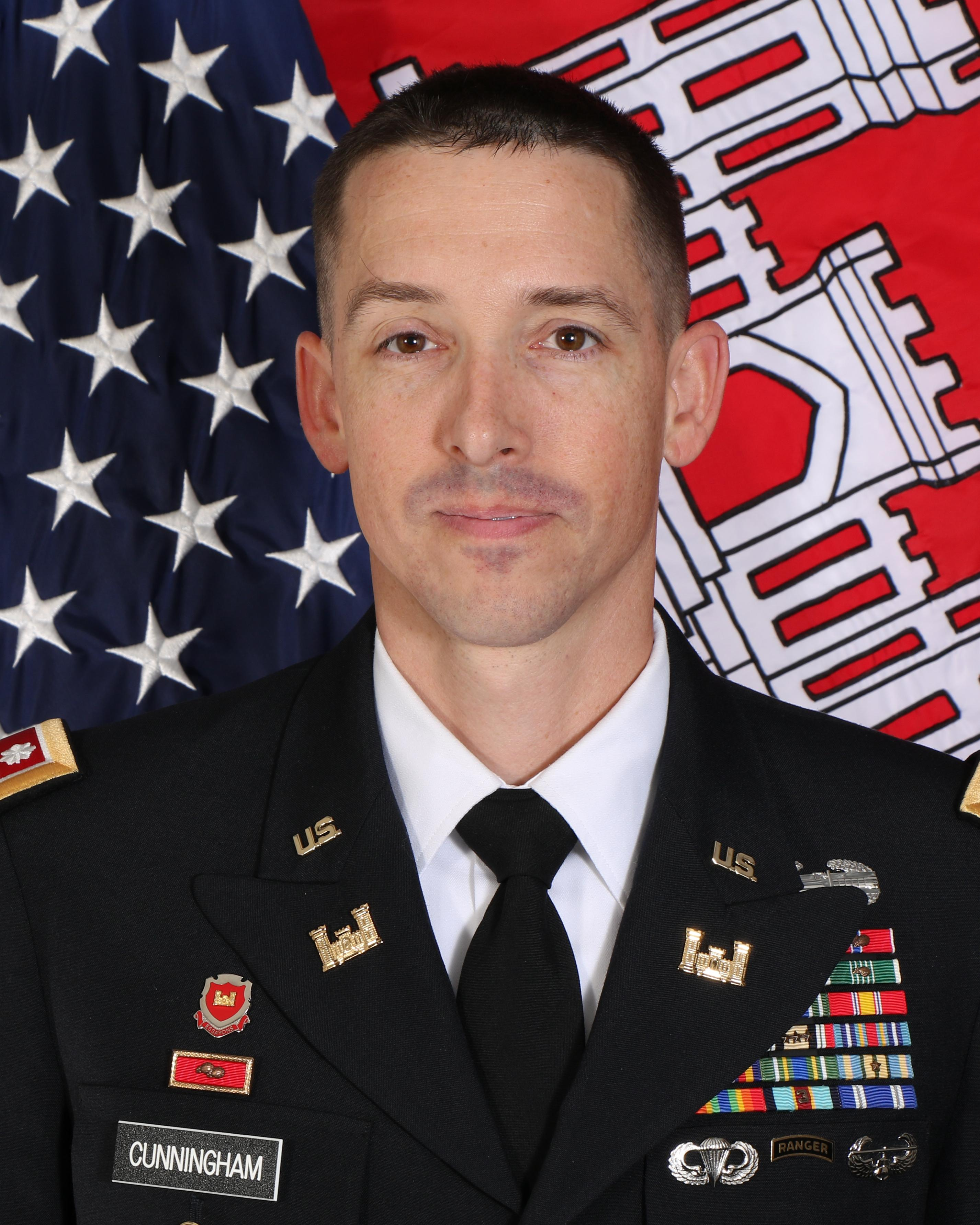 PCNC Welcomes US Army Corps' LTC John Cunningham