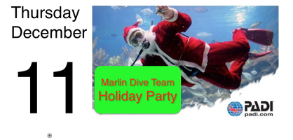 2014 Gigglin' Marlin Holiday Party
