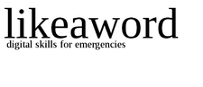 Ben Proctor from the likeaword consultancy logo