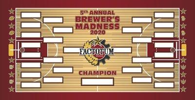 5th Annual Brewer's Madness - Vote and Donate