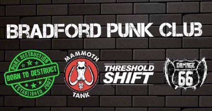 Bradford Punk Club at Tapestry Arts