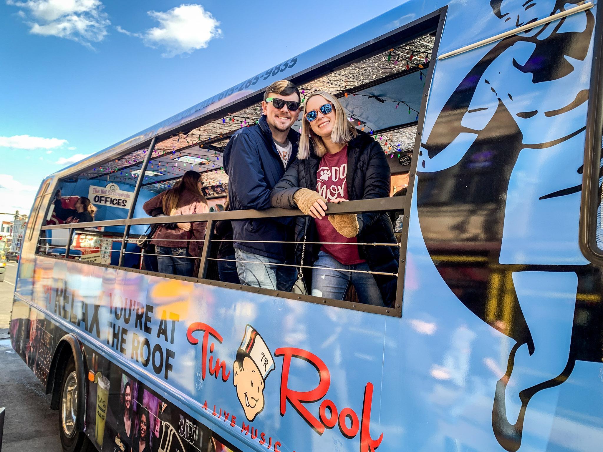 Joyride Nashville Party Bus - 4:30PM