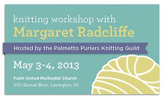 Knitting Workshop with Margaret Radcliffe