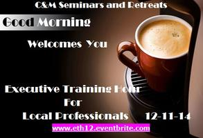 Executive Training Hour for Local Professionals Decembe...