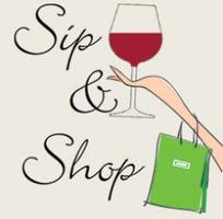 Winter White Sip & Shop