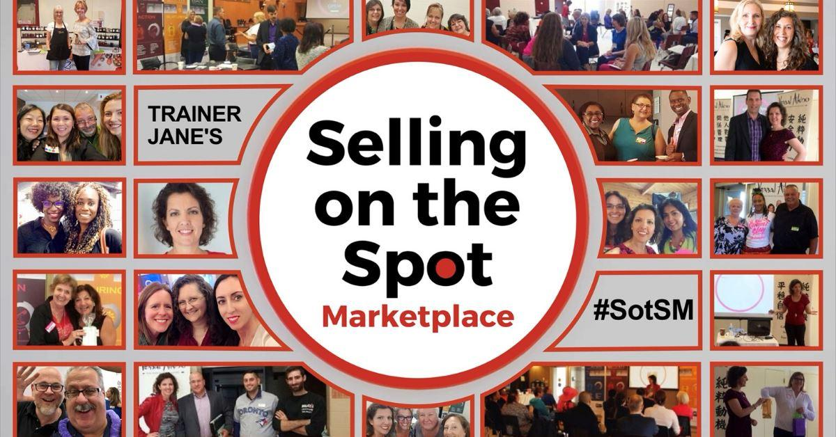 Selling on the Spot Marketplace - El Paso