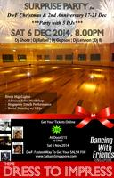 Suprise Party for DwF Christmas & II Anniversary Party...