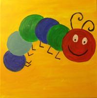 The Hungry Caterpillar - Preschoolers & Parents...
