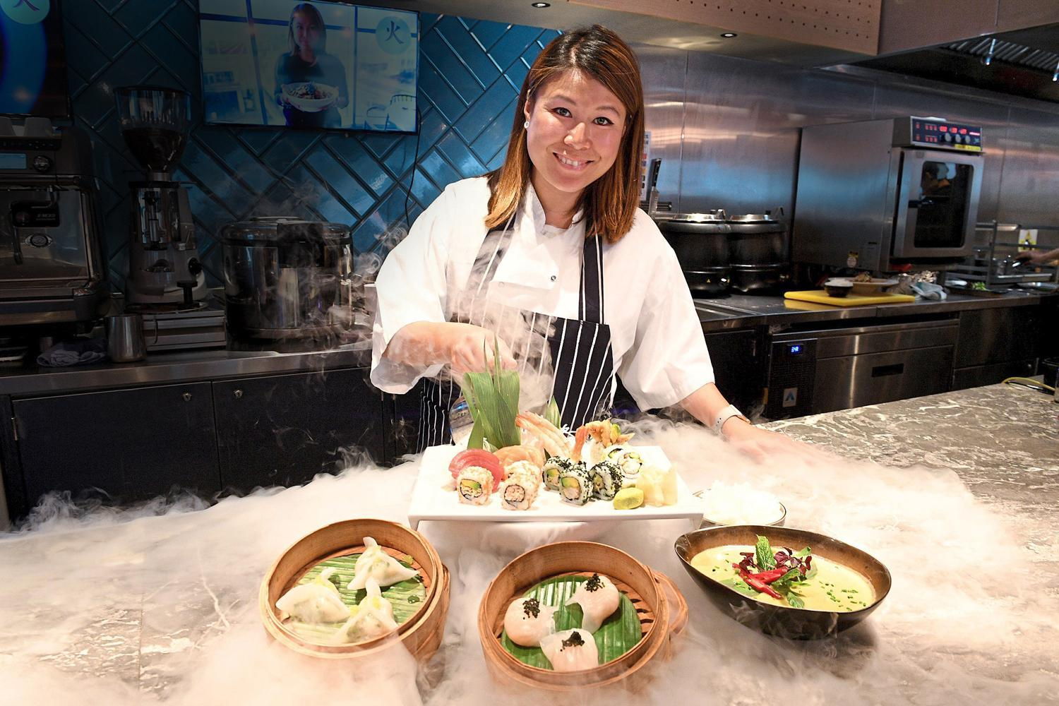 Ping Coombes (MasterChef Winner 2014) Malaysian Supper Club