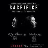 Jasmine Mans & Yomi 'GREEdS' Sode- SACRIFICE TOUR;...