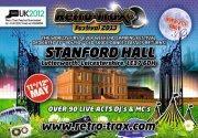 Retro Trax Festival 2013 @ Stanford Hall...