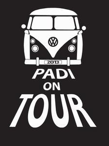 2013 PADI Member Forum logo