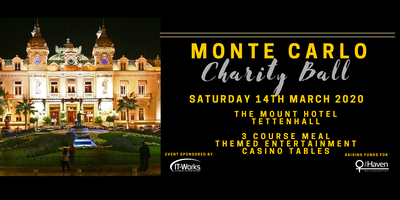 Monte Carlo Charity Ball