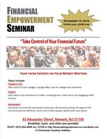 Financial Empowerment Seminar