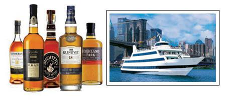 NY Whisky Guild Cruise - Whisky on the Hudson 2013 - Over 100...