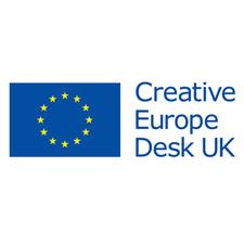 Creative Europe Desk UK logo