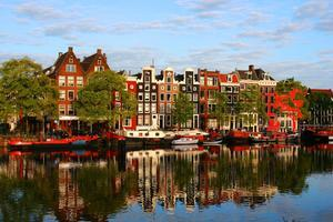 Weekend in Amsterdam: Red Light District, Coffeeshop Tour....
