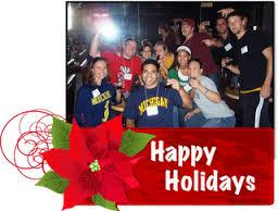 2014 Big Ten Club Rose Bowl Tour and Holiday Party
