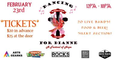 Dancing For Dianne, A Festival of Hope