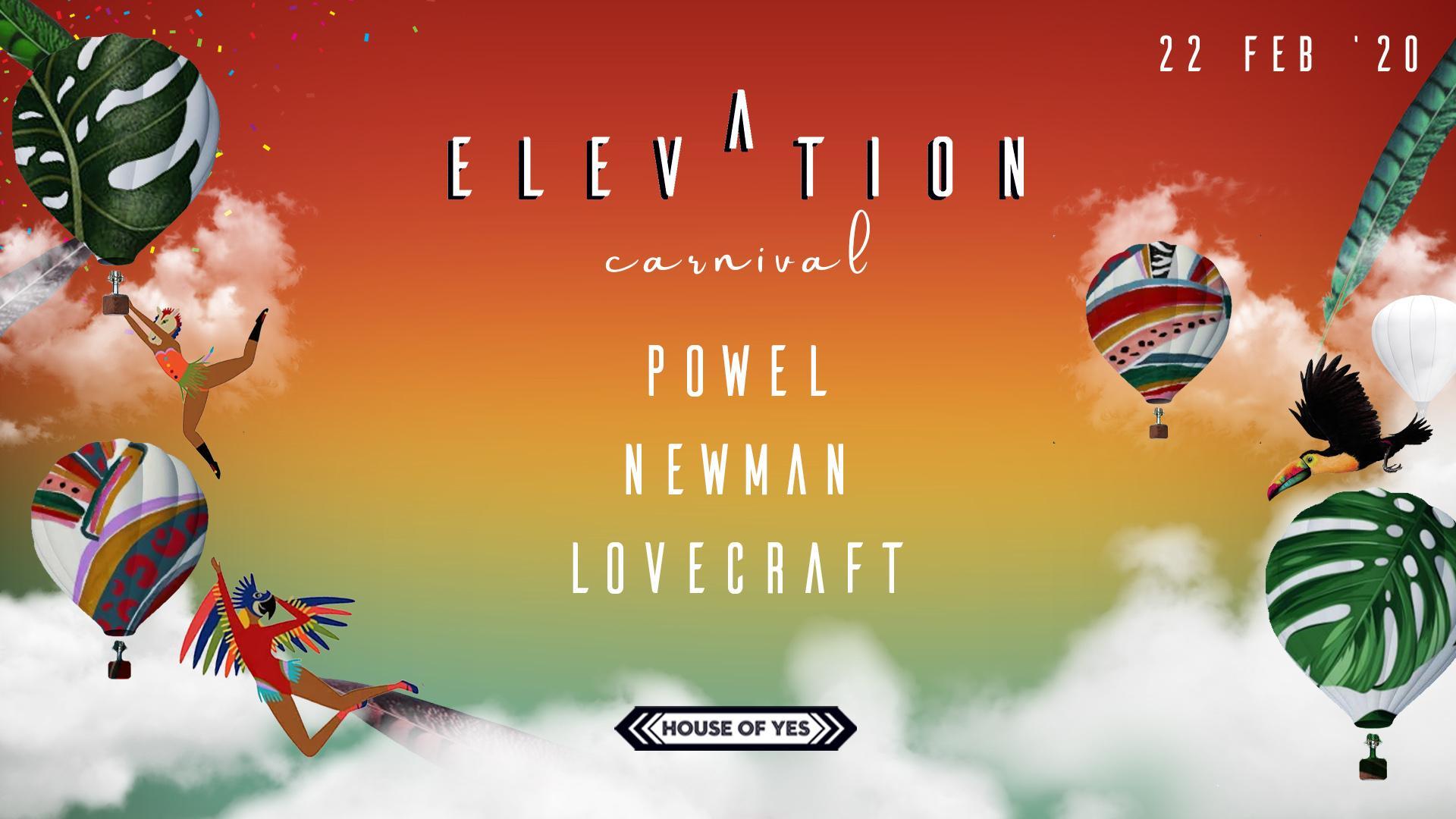 Elevation: Carnival
