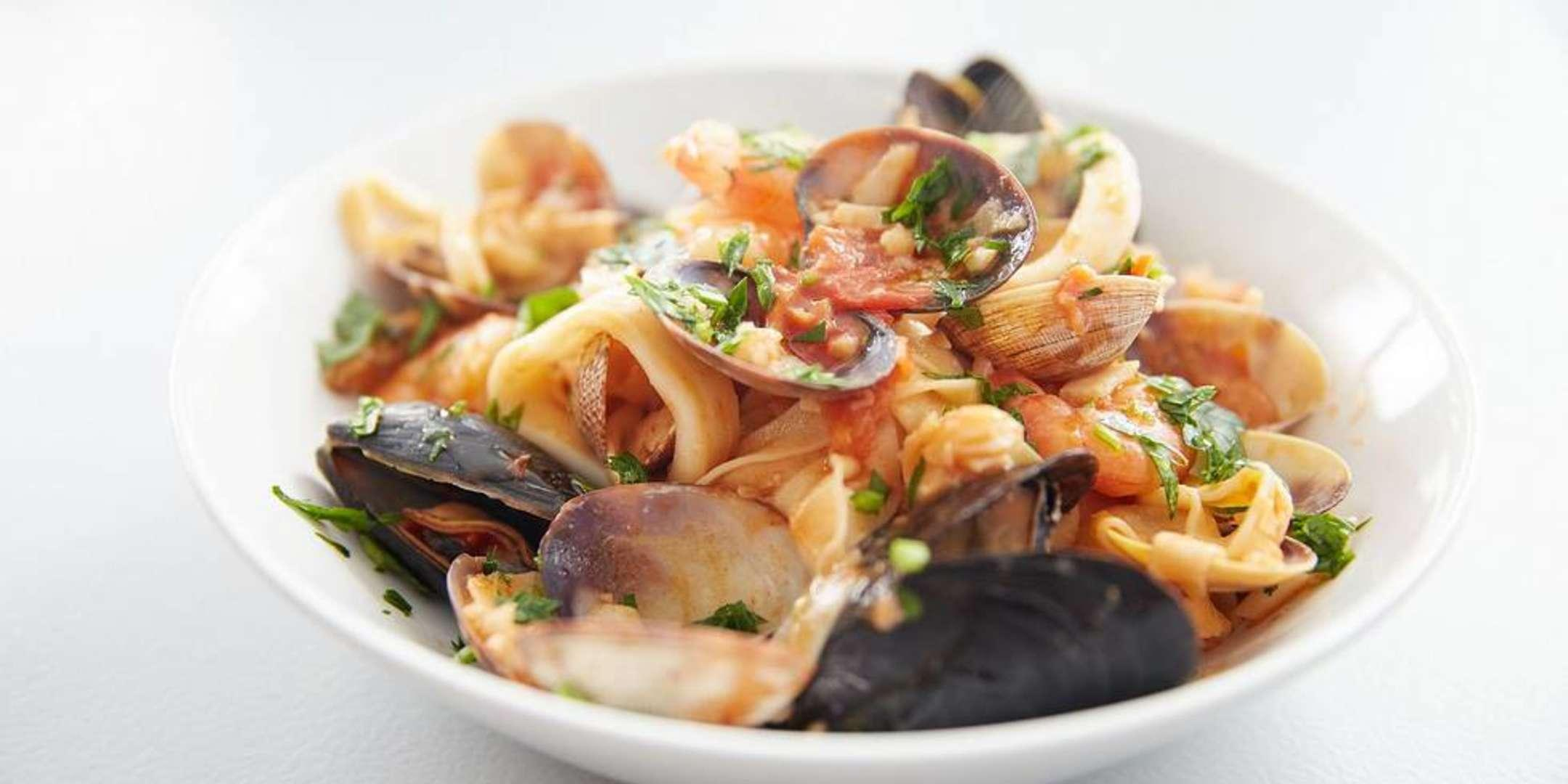 Authentic Mediterranean Seafood - Cooking Class by Cozymeal™